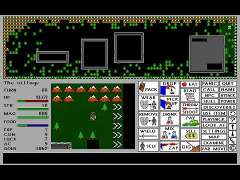 Ragnarok (Dos game 1993) |