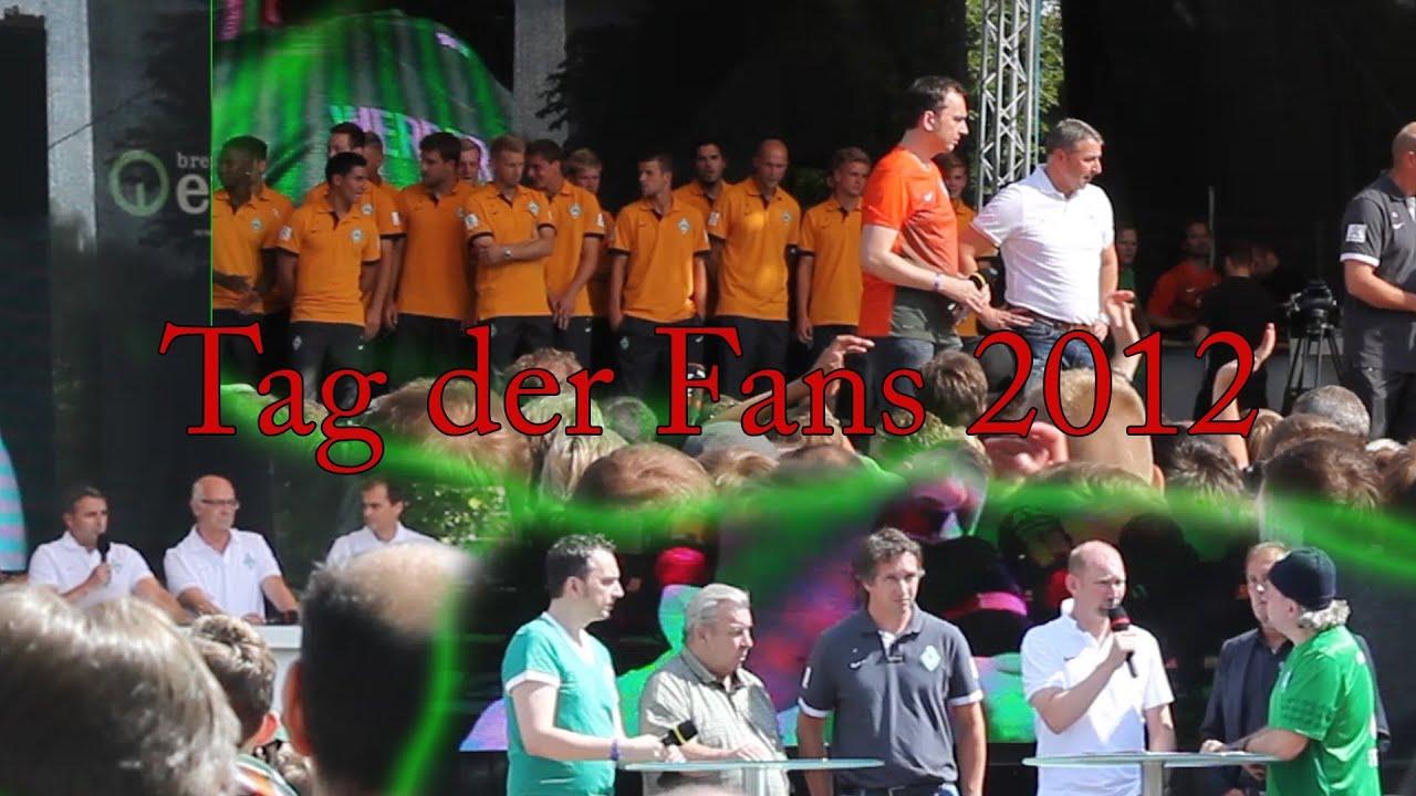 Tag Der Fans Werder Bremen 2021