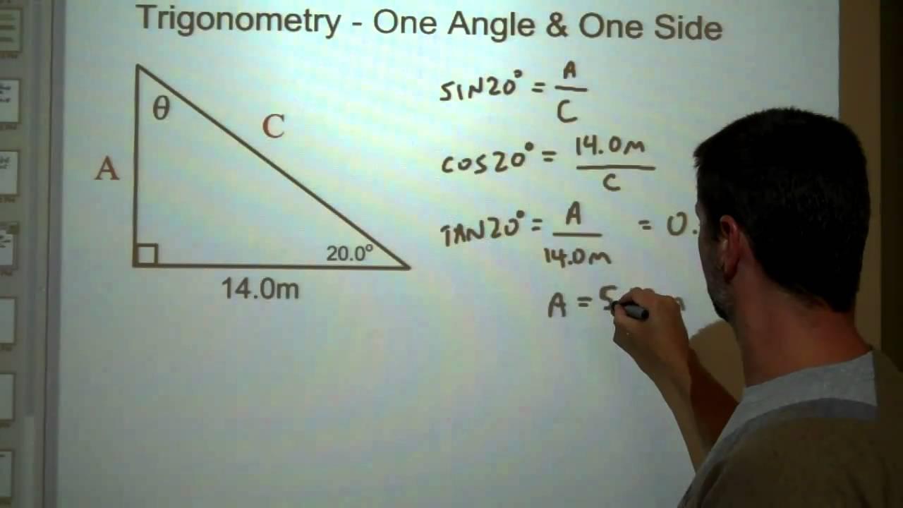Trig One Side One Angle