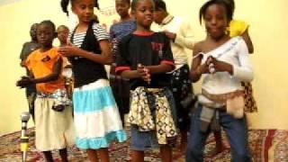 African (Kenyan) dance on indian music in kenya