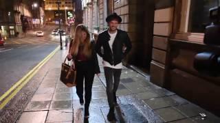 Holly Hagan & Boyfriend Kyle Christie Enjoy Date Night In Newcastle!