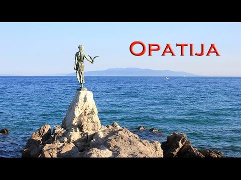 Opatija, Croatia   Kroatien