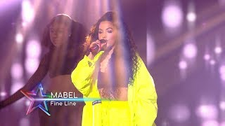Mabel - 'Fine Line' (Live at The Global Awards 2019) Video