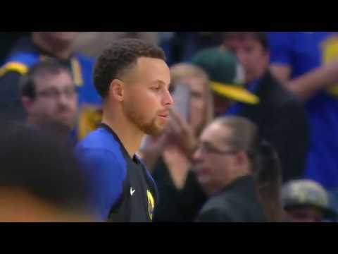 Golden State Warriors vs Denver Nuggets | October 21, 2018