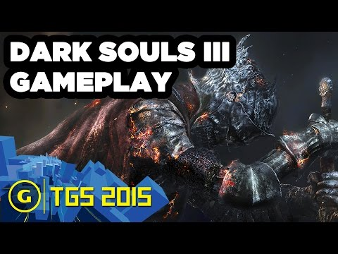 Опубликован новый геймплейный ролик Dark Souls 3 и объявлена дата релиза проекта