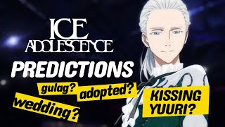Ice Adolescence Predictions! Yuri on Ice Movie Analysis. Will there be a Victuri wedding?