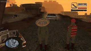 GTA Alien City (Mod) - Mission #9 - Tequila