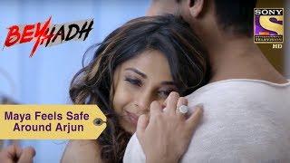 Your Favorite Character   Maya Feels Safe Around Arjun   Beyhadh