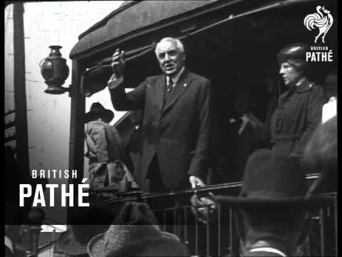 Harding Elected President Of U.S.A.  USA (1920)