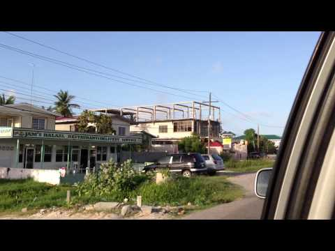 East coast Demerara Guyana drive : better hope to le ressouvenir (souvenir)