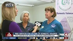 C.A.R.E. Center offers free services for victims of domestic violence