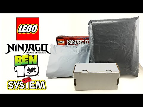 LEGO Mystery Haul and Unboxing - Old sets, crap, and new Ninjago!