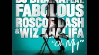Oh My (Extended Remix) (Ft. Fabolous, Trey Songz, Wiz Khalifa, 2 Chainz, Roscoe Dash & Big Sean)