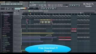 Benny Benassi-Satisfaction FL Studio Free FLP Project+Download!!