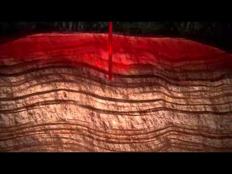 Exploiting science to increase oil recovery 6 - How is gas used in secondary oil recovery