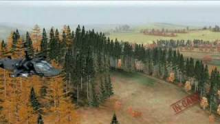 Armed Assault ArmA II PC shooter video game trailer