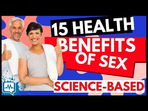 15 Surprising Science-based HEALTH BENEFITS OF SEX for Males and Females!