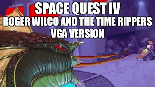 Space Quest IV playthrough (VGA version)