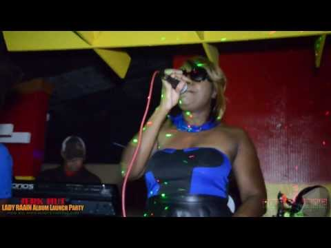 LADY RAAIN PEFORMANCE AT JERK HUT TAMPA, FLORIDA