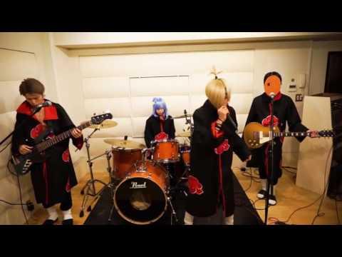 Keren Cover OST Lagu Naruto Beserta Costumnya