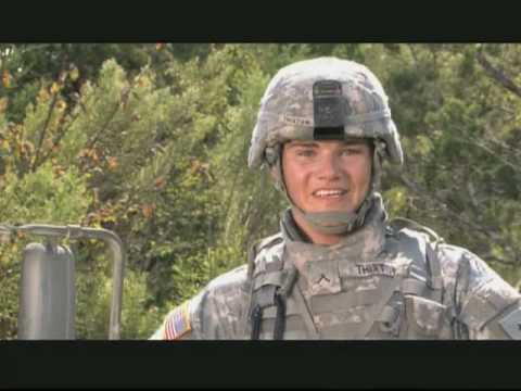US Army: 19D Cavalry Scout - Brian Thixton Interview - Bigger ...