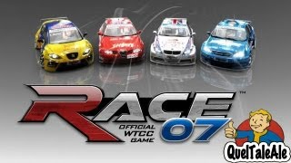RACE 07 - Gameplay ITA - Logitech G27 - Imola WTCC 1987  Alfa Vs BMW