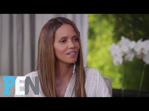 Halle Berry Opens Up About Living In A Homeless Shelter In New York City | PEN | People