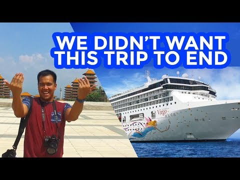 Superstar Virgo Cruise from Manila to Kaohsiung to Hong Kong | Travel Goal #3