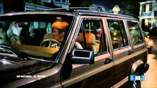 Buenísima escena de Tom Hanks (No matarás... al vecino)