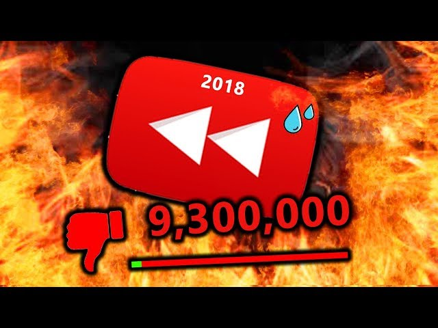 The Youtube Rewind 2018 made HISTORY!