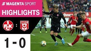 1. FC Kaiserslautern - Hallescher FC | Spieltag 18, 19/20 | MAGENTA SPORT