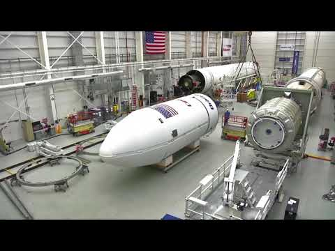 Prelaunch Status Briefing for Orbital ATK Resupply Mission to the Space Station