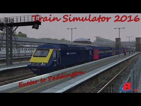 Train Simulator 2016: Exeter St Davids - Paddington