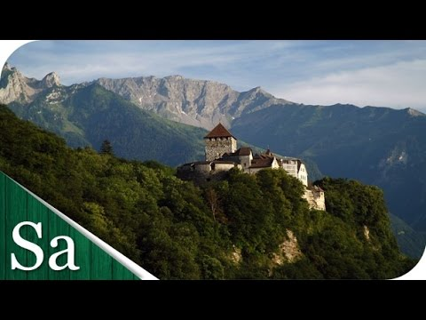 A look around the Principality of Liechtenstein. - Most intresting country in Europe?