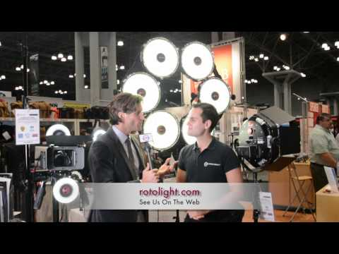 Rotolight • ANOVA • IMPress Mag Best of Show • PhotoPlus 2013