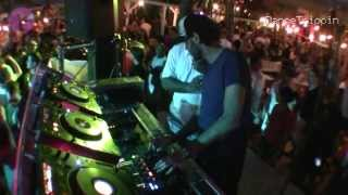 Funkerman [DanceTrippin] WMC @Nikki Beach Miami DJ Set
