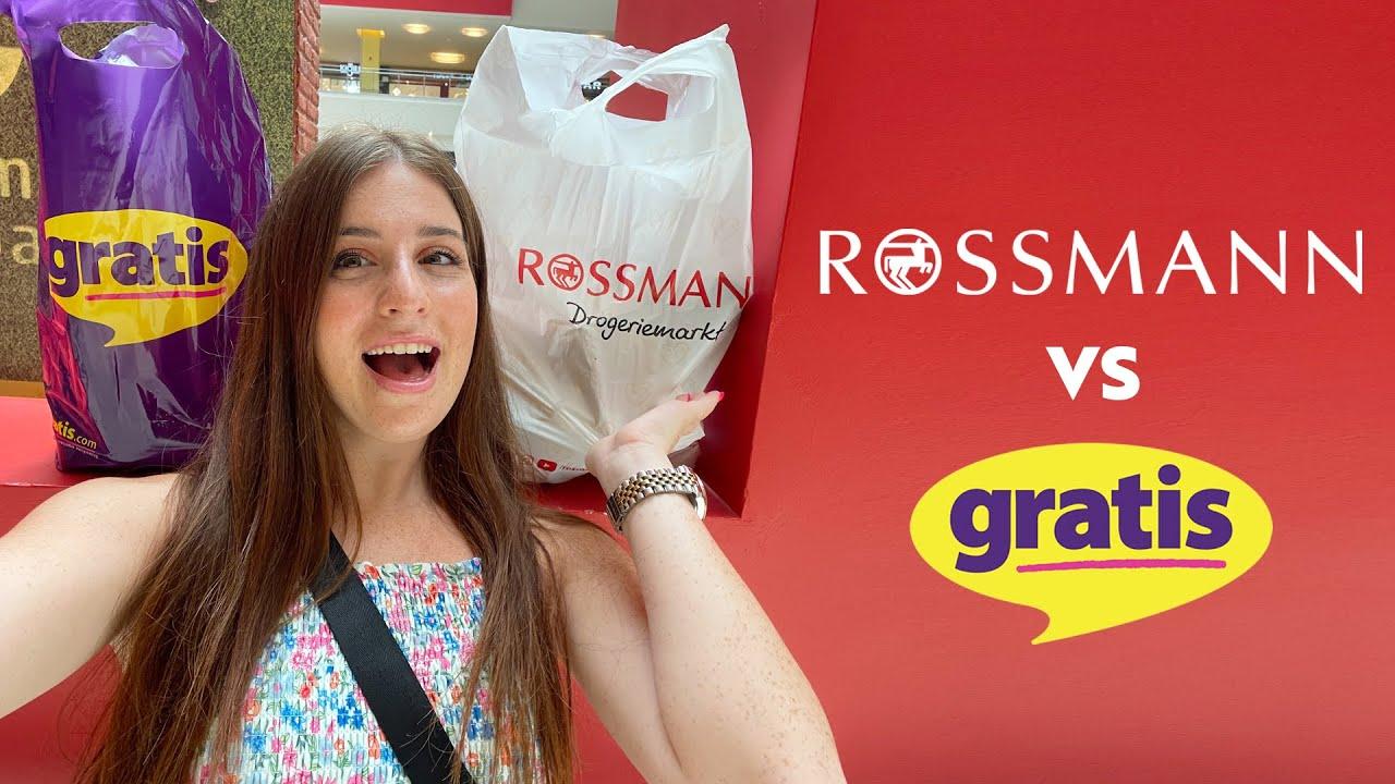 GRATS VS ROSSMANN  KARILATIRMALI YAZ ALIVER