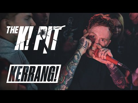 FRANK CARTER & THE RATTLESNAKES Live In The K! Pit