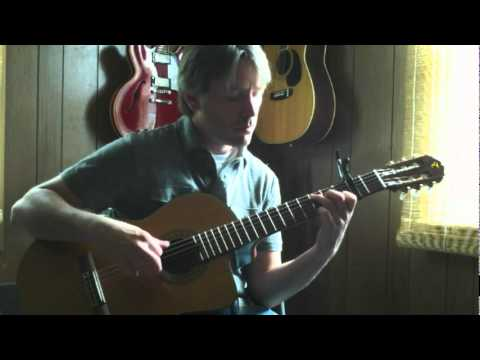 Marry Me by: Train -  (cover) classical guitar