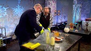 INSTANT Ice Cream Experiment! | Dara Ó Briain's Science Club | Brit Lab | BBC