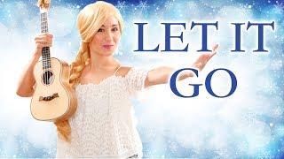 Let It Go - Frozen Ukulele Tutorial and Play Along