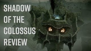 Shadow of the Colossus Review - A Seductively Artistic Classic (Video Game Video Review)