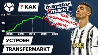 как устроен Transfermarkt как формируется цена на игрока интервью с сотрудником MP3