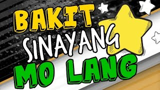 Repeat youtube video Bakit Sinayang Mo Lang  By Bhoss Rhyme Production