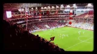 Antalya sk- beşiktaş 1-5 antalya arena