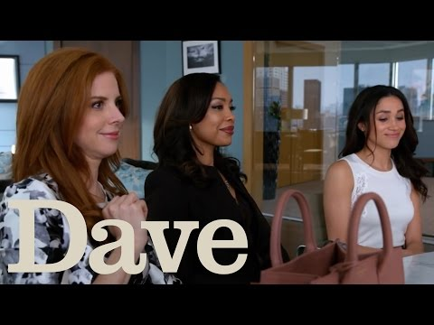 Suits Briefs: Angels | Dave