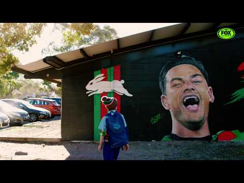 Glory Glory To South Sydney | Final Round Promo | Fox League