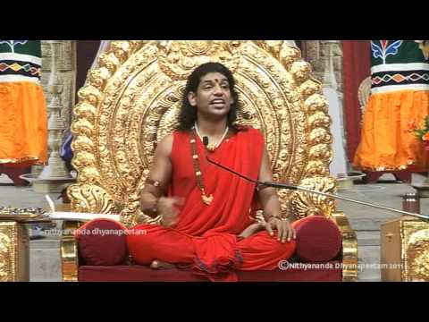 Altered States of Consciousness Part 1 Patanjali Yoga Sutras 119 Nithyananda Satsang 16 Feb 2011