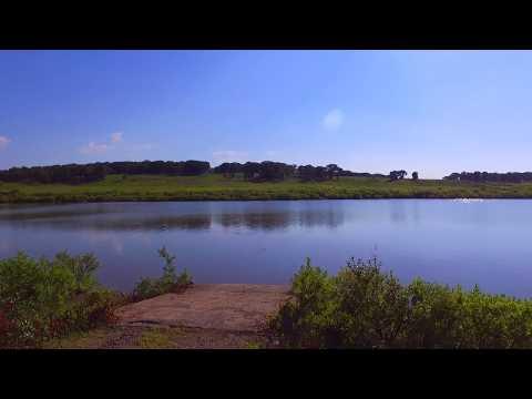 DJI Phanton 3 at Wah-Sha-She State Park Oklahoma