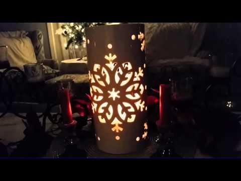 Candle Luminaries, My Collection